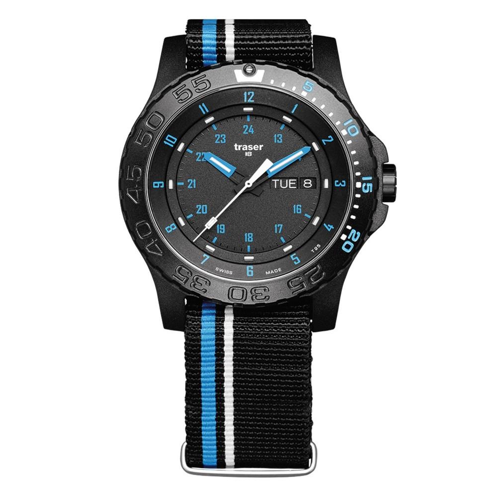 P66 Blue Infinity