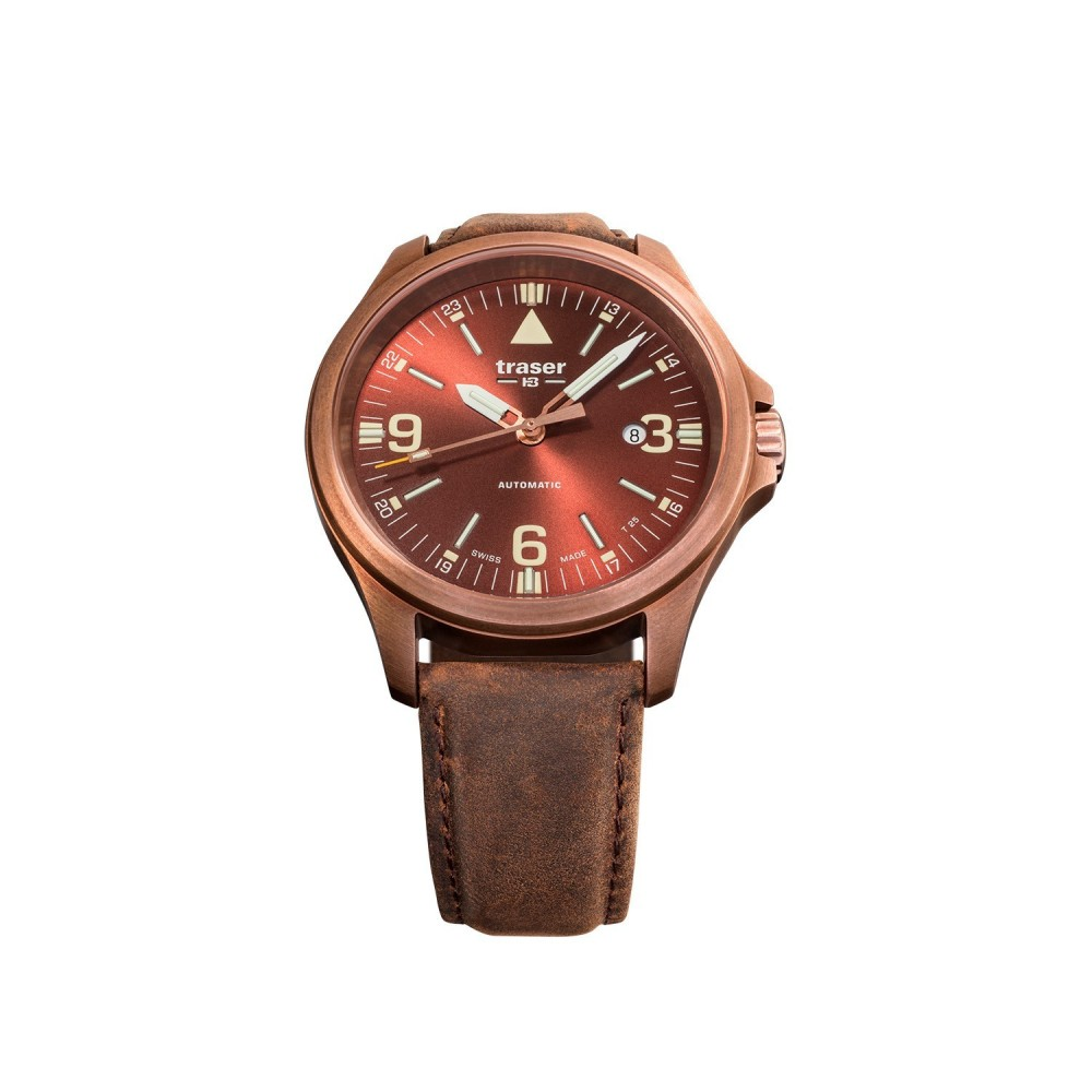 P67 Officer Pro Automatic Bronze Brown