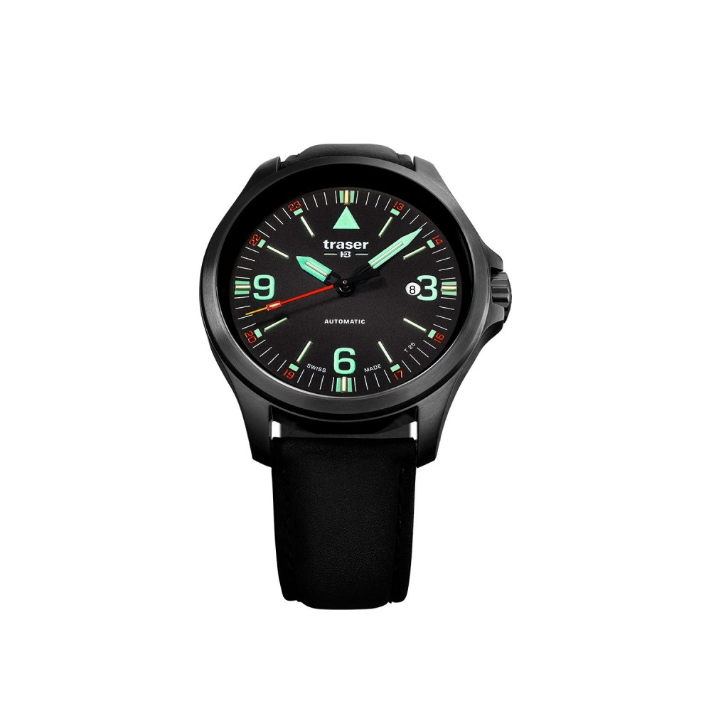 P67 Officer Pro Automatic Black