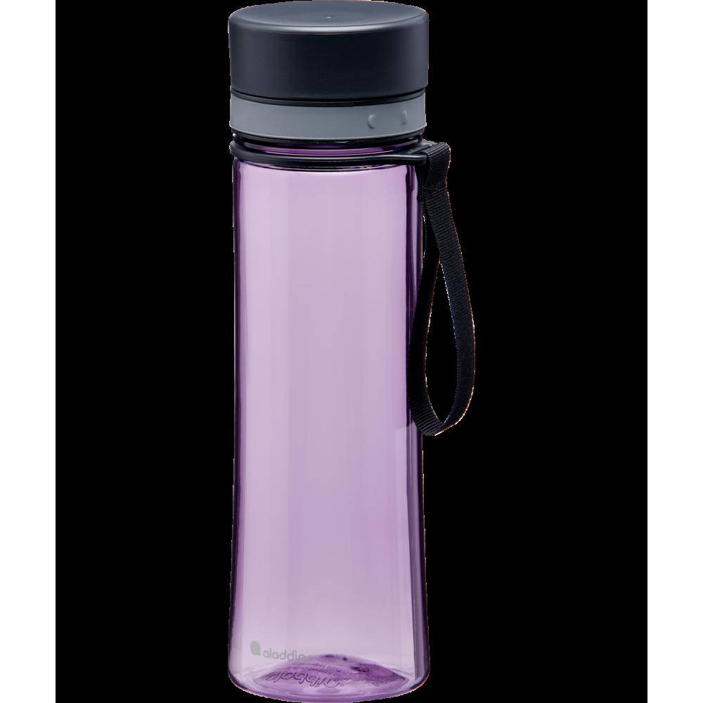 Botella de Agua Aveo 0.6L  Violeta