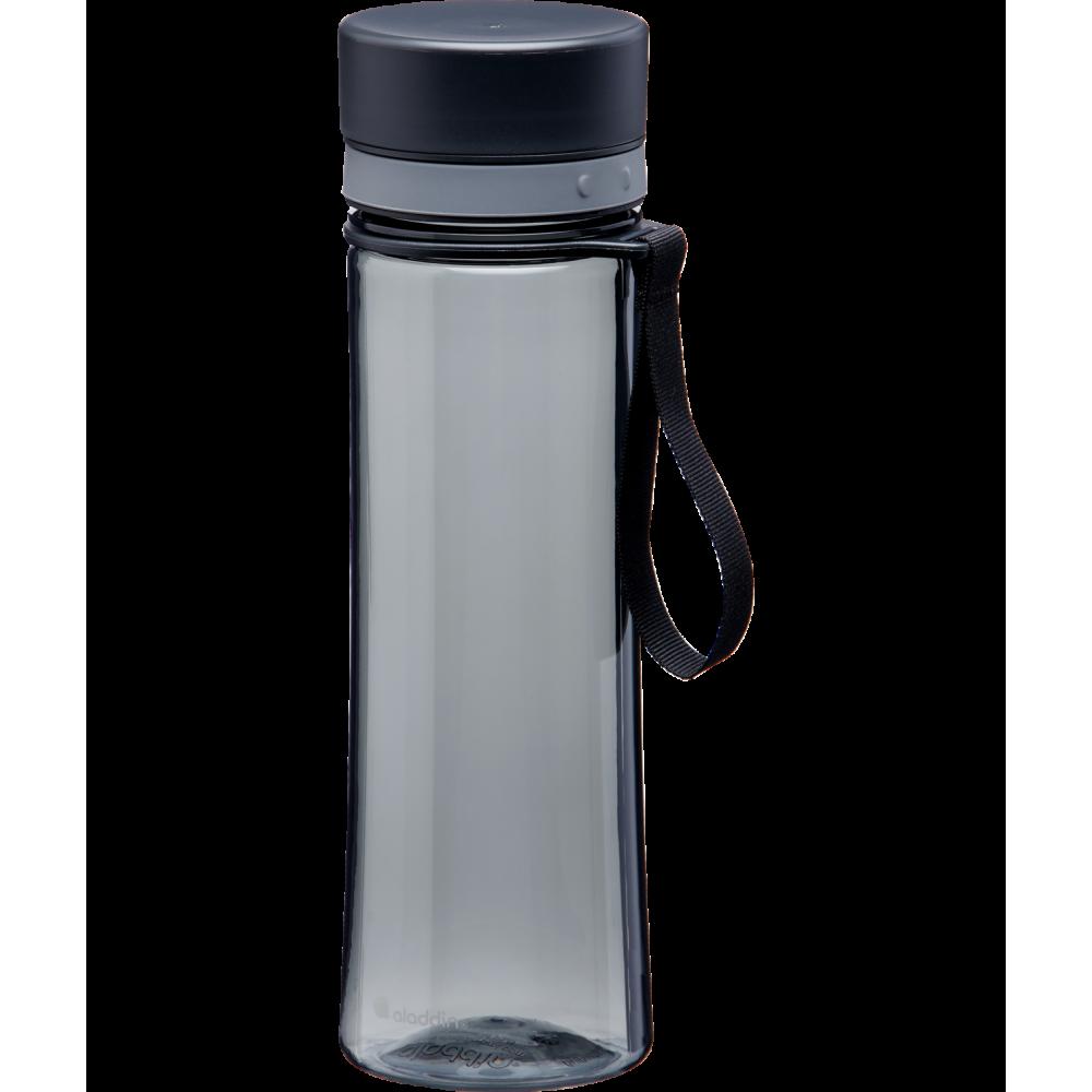Botella de Agua Aveo 0.6L  Gris
