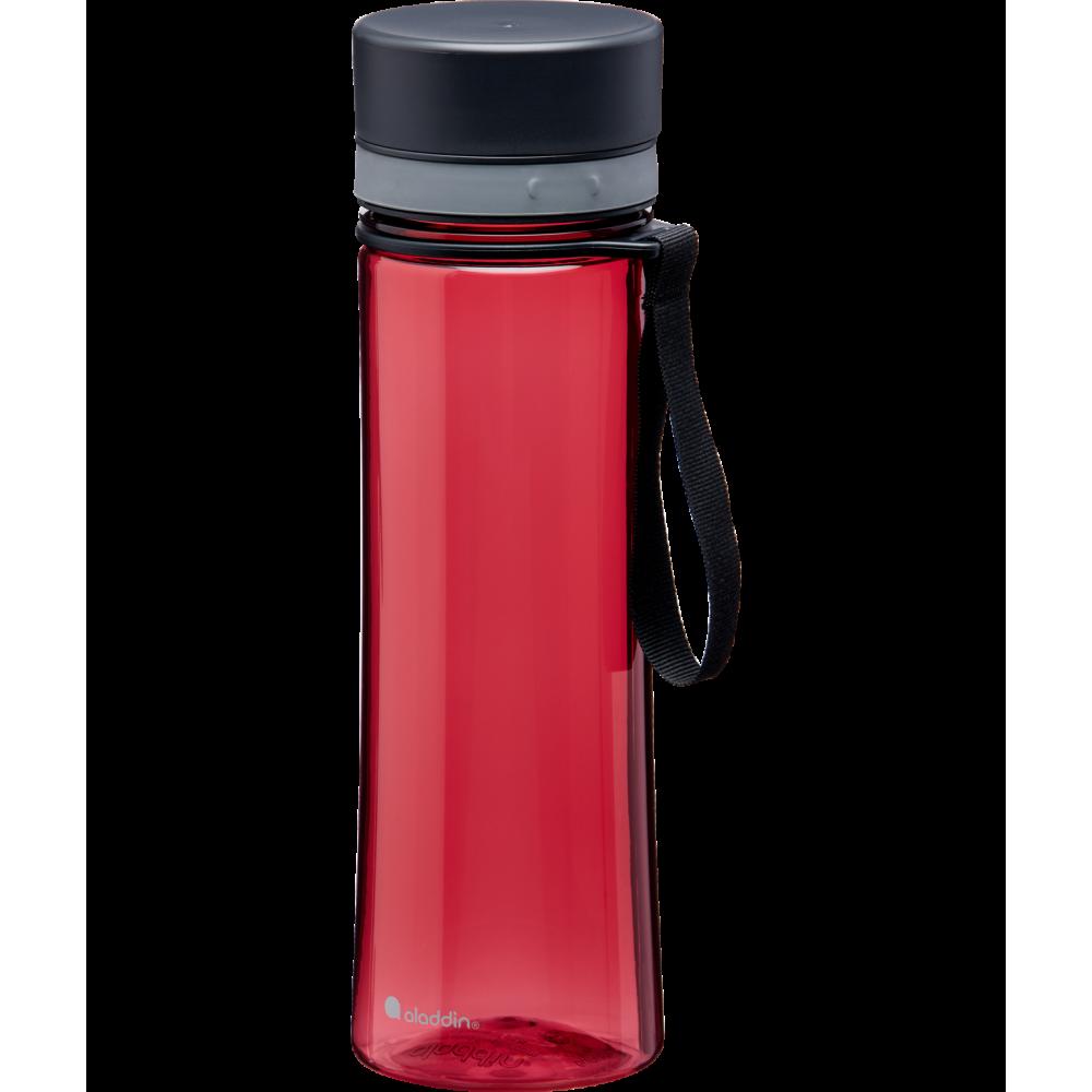 Botella de Agua Aveo 0.6L  Rojo Cereza