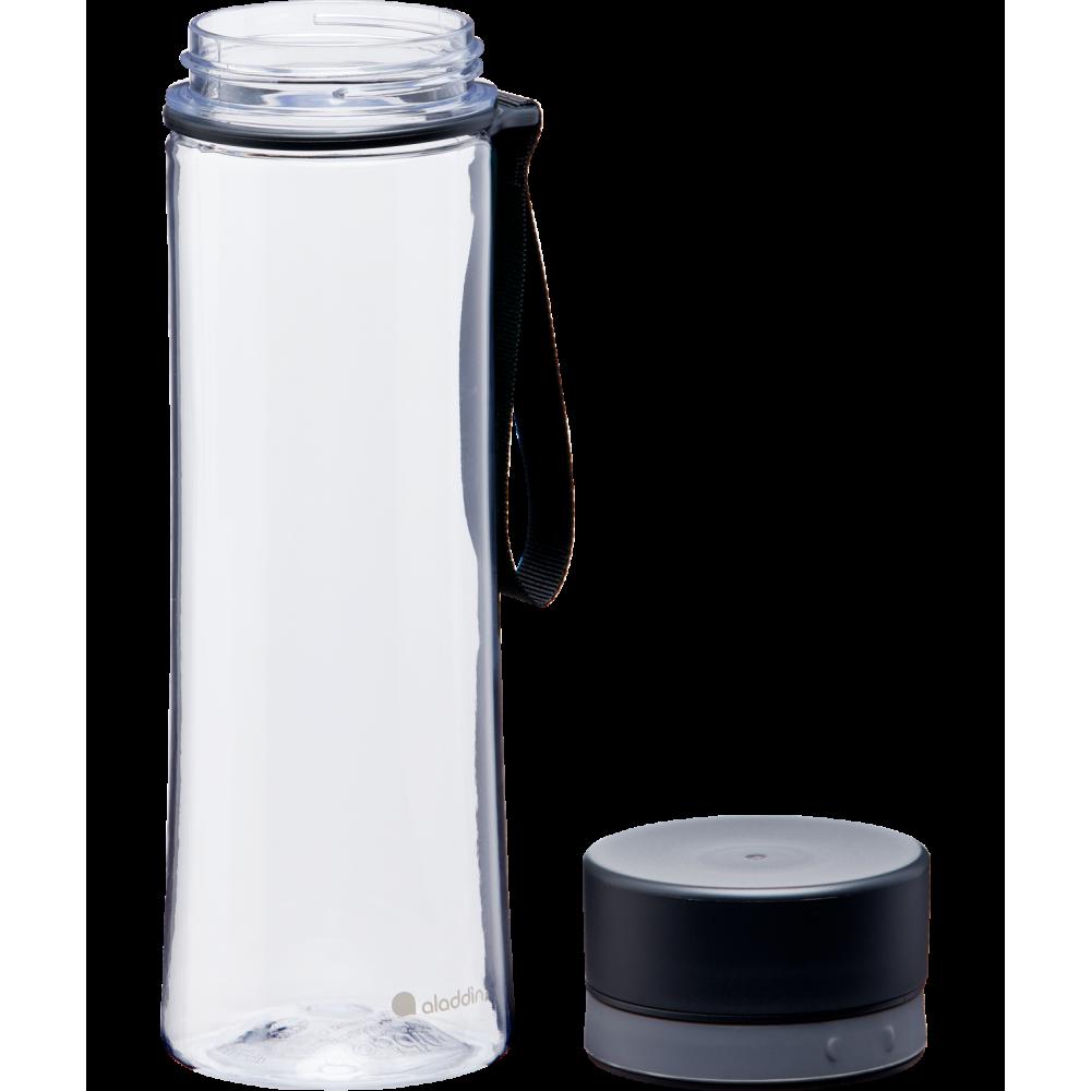 Botella de Agua Aveo 0.6L  Transparente