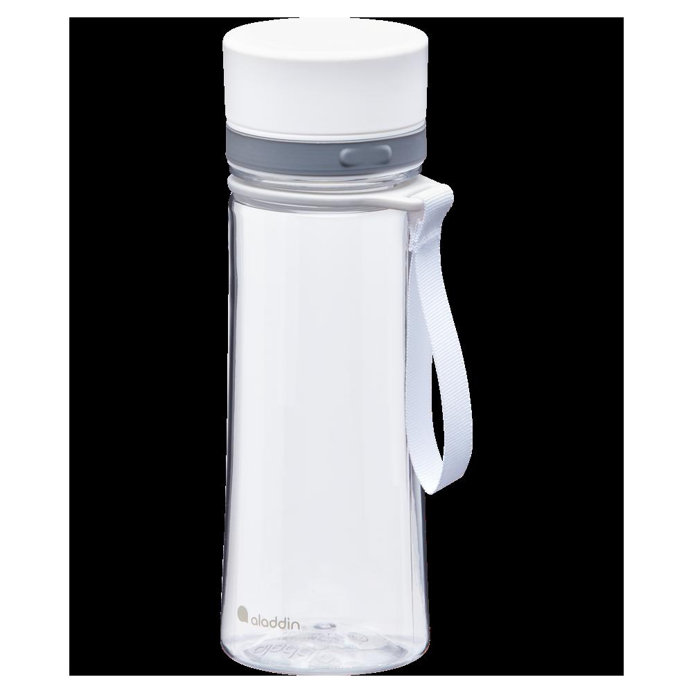Botella de Agua Aveo 0.35L Transparente