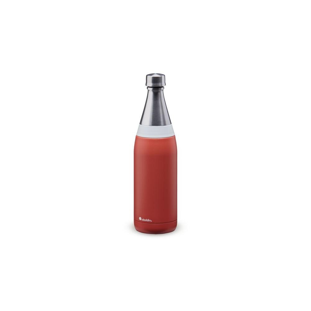 Botella de agua Fresco Thermavac de acero inoxidable 0.6L Terra Cotta