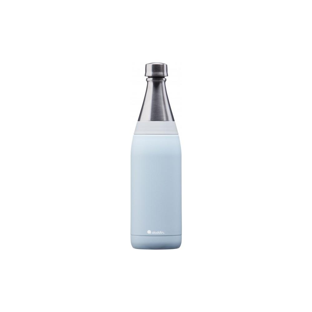 Botella de agua Fresco Thermavac de acero inoxidable 0.6L Azul cielo