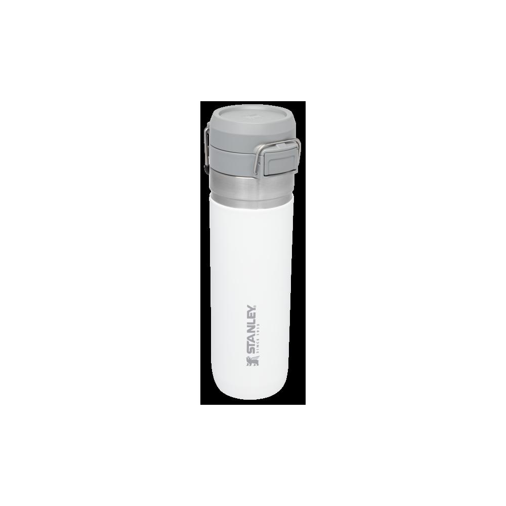 Botella Termo agua Quick Flip Go 0,7L Blanco