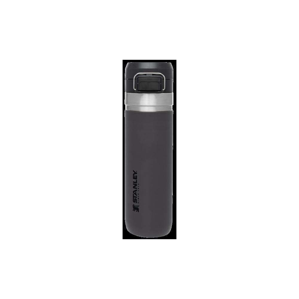 Botella Termo agua Quick Flip Go 0,7L Gris