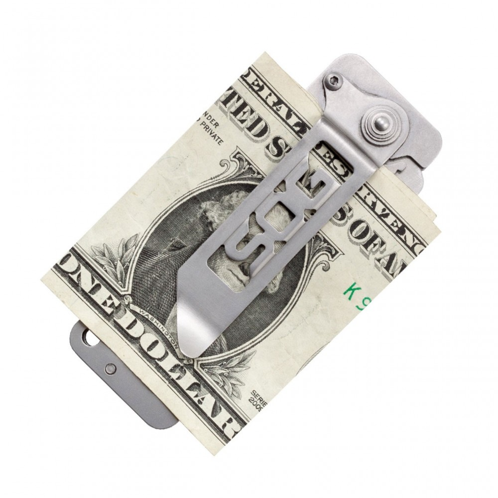 Navaja plegable billetera